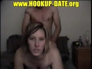 Amateur girlfriend fucked by bo ... free