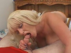 Mature Blowjob Handjob and Titjob