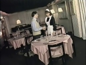 Jenny Fields fucked dressed as a maid