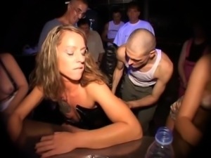 Silke Maiden, Salome & Dani Sun drink piss and enema in Berlin 1 free