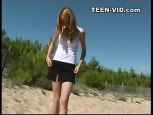 teen nudist at beach free