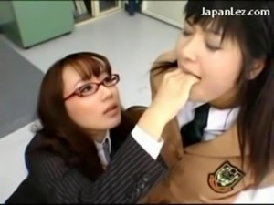 Schoolgirl In Uniform Getting Her Mouth Fisted Until Retching Face Spitted By...