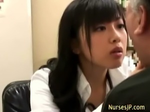 Check japanese hot nurse babe free