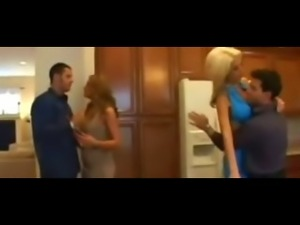 Housewives swapping Cocks