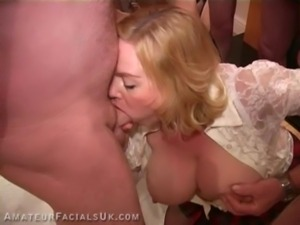 Amateur facials Uk Dawn 4 free
