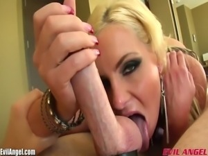 EvilAngel Seductive Sluts Sucking Serious Cock and Balls free