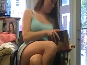 Crossing legs masturbation free