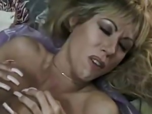 Busty Elizabeth Starr suck and titfuck