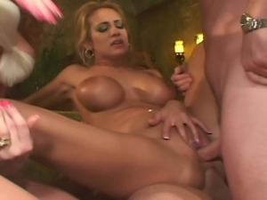 Audrey Hollander - Audrey Rocks Scene 1