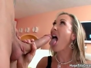 Sexy blonde milf Brandi Love loves part3