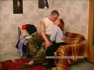 Russian mother meets son of the army free