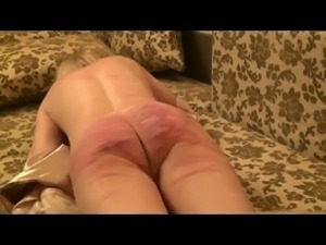 Wife punished by her husband
