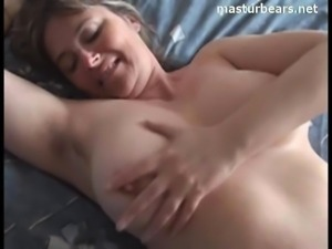 Orgasm at home Busty French Milf Martine