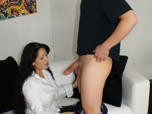Raven babe Mason Storm is sexed very deep and hard