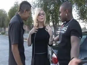 Nina Hartley - Milf Interracial Double Penetration free