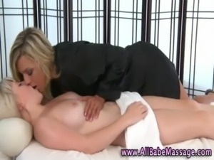 Lesbian massage fetish barbies free