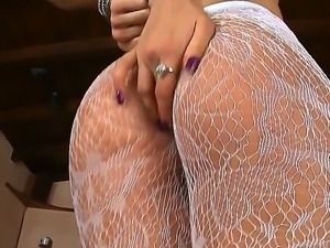 Hot pantyhose feauturing Charlotte Vale, Chastity Lynn, John Stagliano, Kelly...