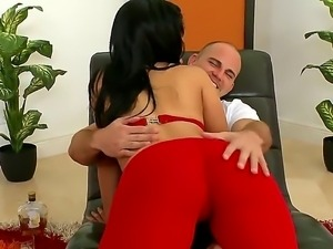 Jmac and Miss Raquell are enjoying a great hardcore fucking together