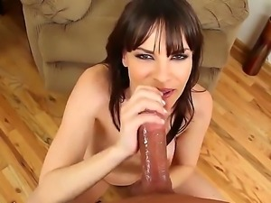 Perfect housewife Dana DeArmond meets her husband Bill Bailey from the work