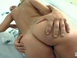 Provocative turned on talented Carly Parker with big juicy ass