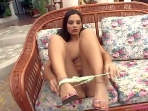 Eve Angel is a super sexy curvy european brunette. She