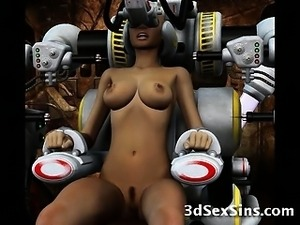 Aliens Bang 3D Girls!
