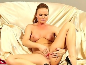Have a wild adventure with delicious glamourous hot babe Silvia Saint...
