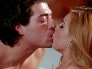 Lexi Belle is a fair haired dream girl. Blonde with