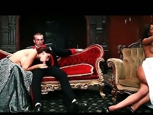 Luxury scenes with Jack Mason, Jamie Barry, Kitty Cox, Paige Turnah and...