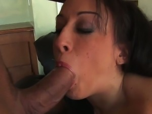 Hot butt of ricki white penetrated deep