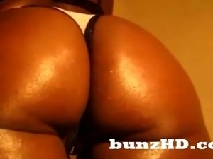 bubble booty ebony teen goddess Ms.Donk has a firm ass and acts like she is...