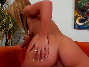 Hot Shelby Paige has an ass to die for and Jmac goes straight for it like a...