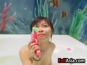 Naughty Asian girl from Hong Kong getting her tight pussy fucked