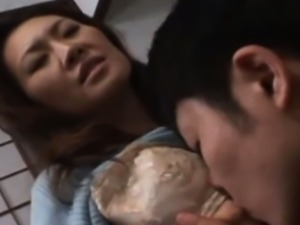 Mature asian milf solo plays and moans