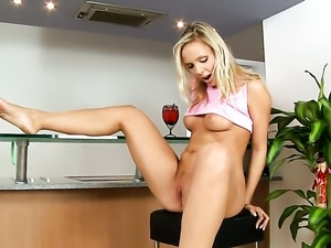 Sassy going solo on cam
