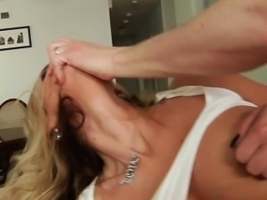 Busty blonde milfs anal surprise in HD