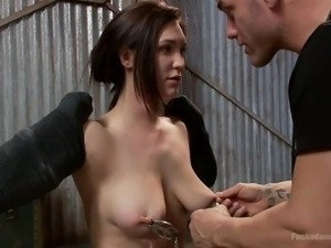 control and lust in the dungeon of sex