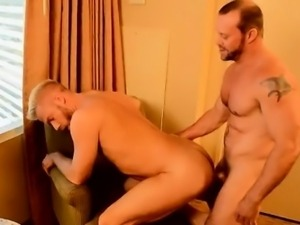 Sexy gay The Boss Gets Some Muscle