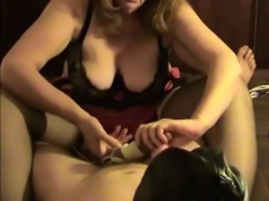 Tease and milking from MS. Sadie