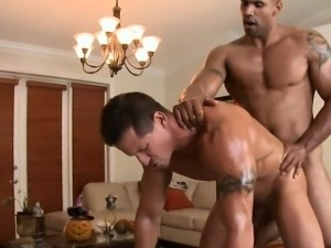 Pleasurable anal riding