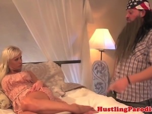 Mikki Lynn fucking her hubbies willy