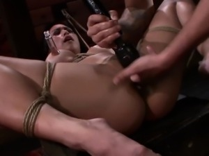 Sex slaves cunt fingered