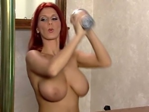 Hot german redhead Bettie Balhaus free