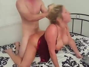mom fucked by her son