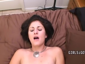 Girls i Got college girl steals sneaky amateur creampie