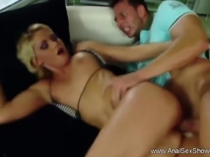 Arse Eating And Gaping Asshole Fuck