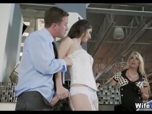 Bride to be is Horny before the Wedding