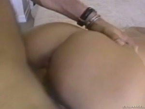 Vivacious hoe Sunny Mckay is having some romantic sex with Rocco Siffredi