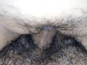 POV huge squirt wife - hard music!!