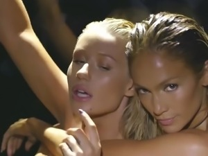 JLo-Iggy 'Booty' Video - Slowed and Brightened (No Sound)